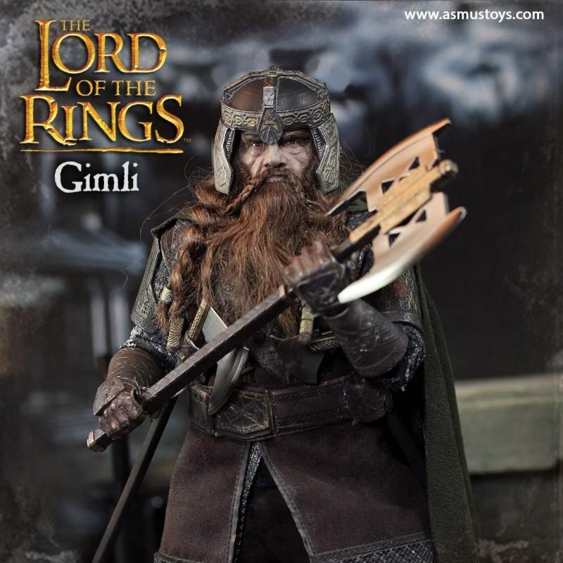 Gimli - Herr der Ringe - 1/6 Scale Actionfigur