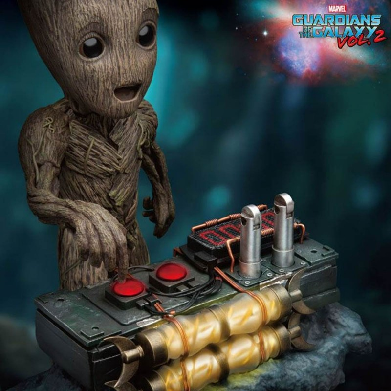 Baby Groot - Guardians of the Galaxy Vol. 2 - Life-Size Statue