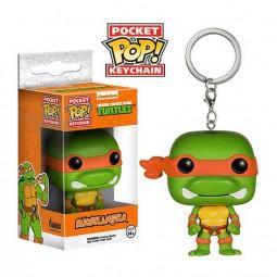 Michelangelo - TMNT - Pocket Pop! Keychain