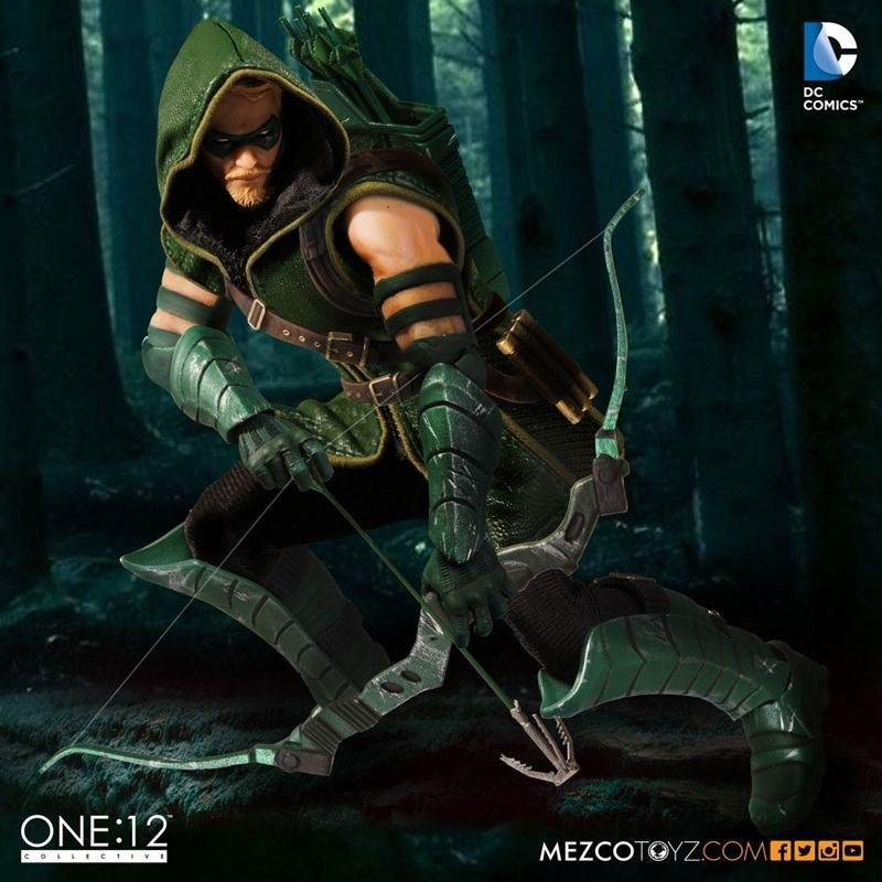 Green Arrow - DC Universe - 1/12 Scale Figur