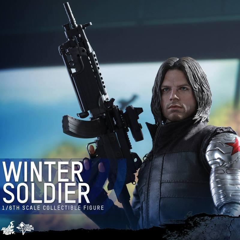 Winter Soldier - Civil War - 1/6 Scale Action Figur