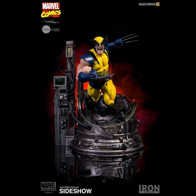 Wolverine - Marvel Comics - 1/4 Scale Legacy Replica Statue