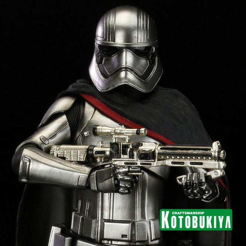 Captain Phasma - Star Wars - ARTFX+ Statue