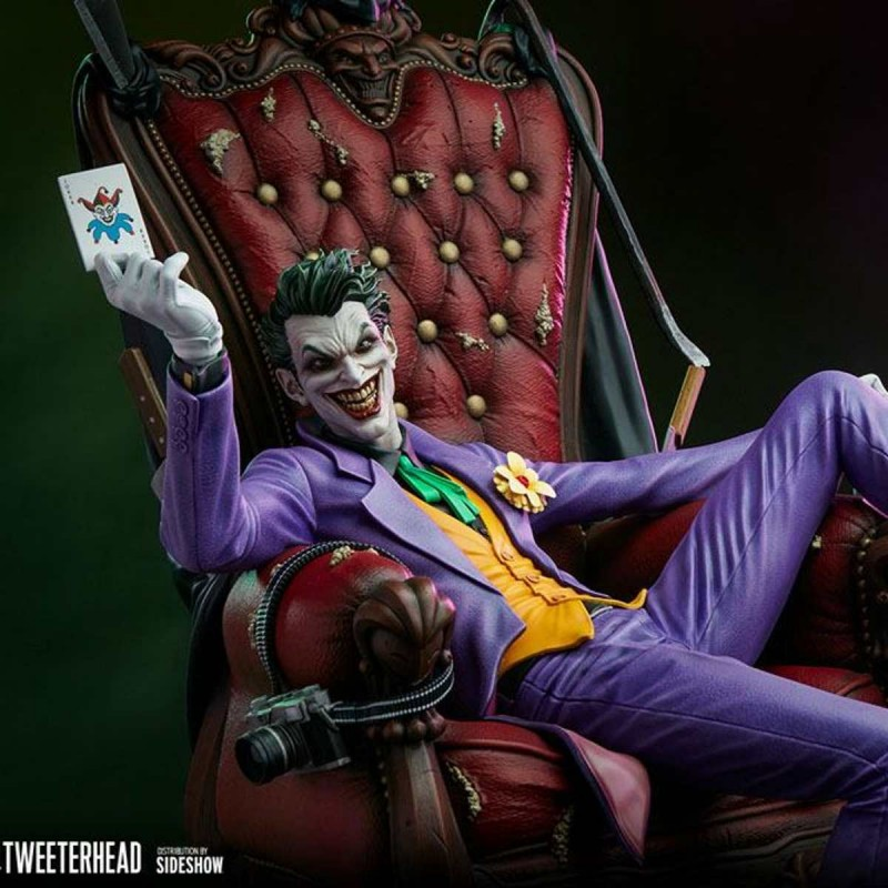 The Joker (Deluxe) - DC Comics - Maquette