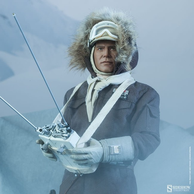 Captain Han Solo Hoth - Star Wars - 1/6 Scale Figur
