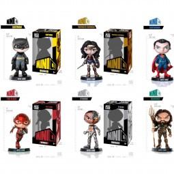Justice League Set - Justice League - Mini Co.PVC Figuren Set