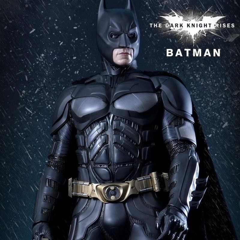 Batman - The Dark Knight Rises - 1/3 Scale Museum Masterline Statue