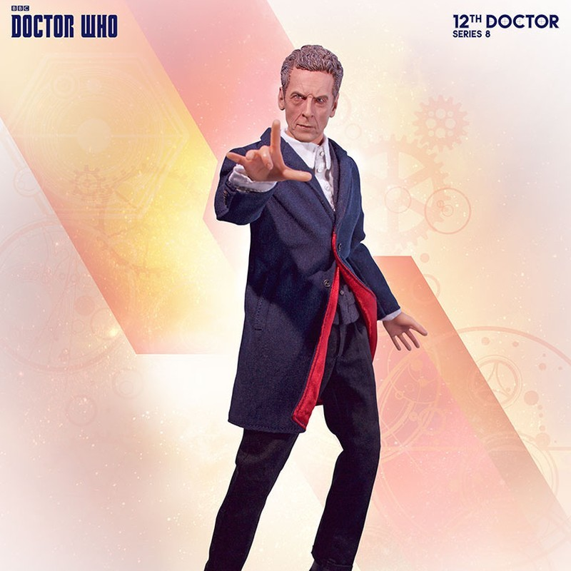 12th Doctor Series 8 - Doctor Who - 1/6 Scale Figur
