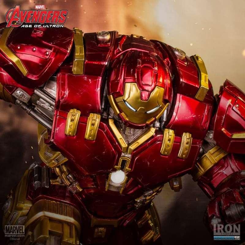 Hulkbuster - Avengers - 1/6 Scale Statue
