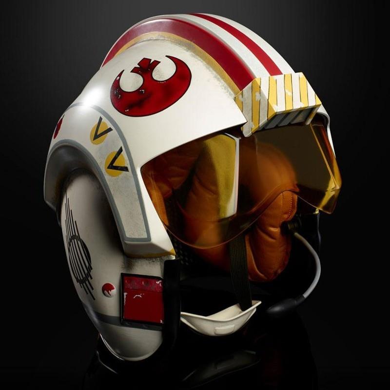Luke Skywalker - Star Wars - Elektronischer Premium-Helm