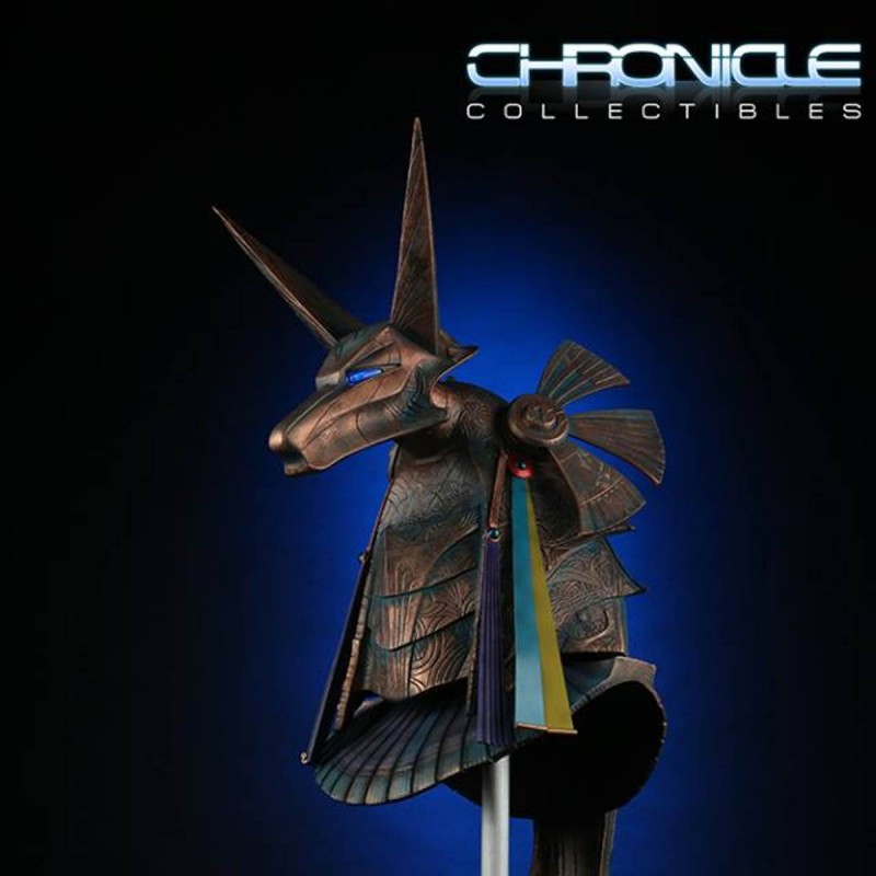 Anubis Helmet - Stargate - 1/2 Scale Replica