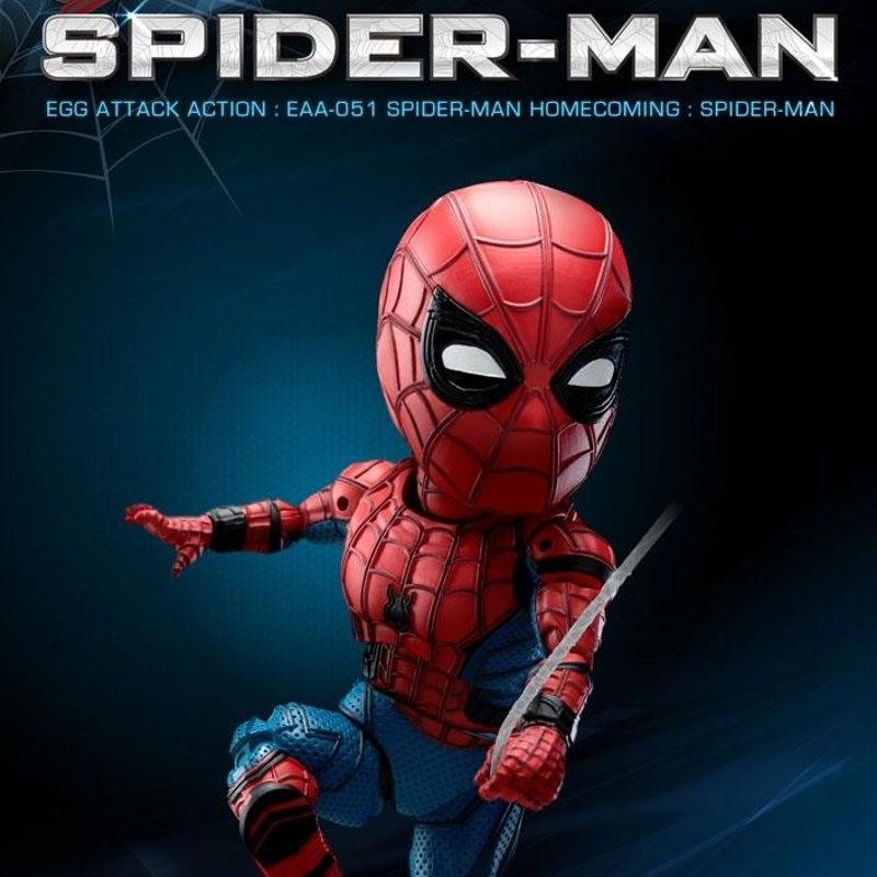 Spider-Man - Spider-Man Homecoming - Egg Attack Actionfigur