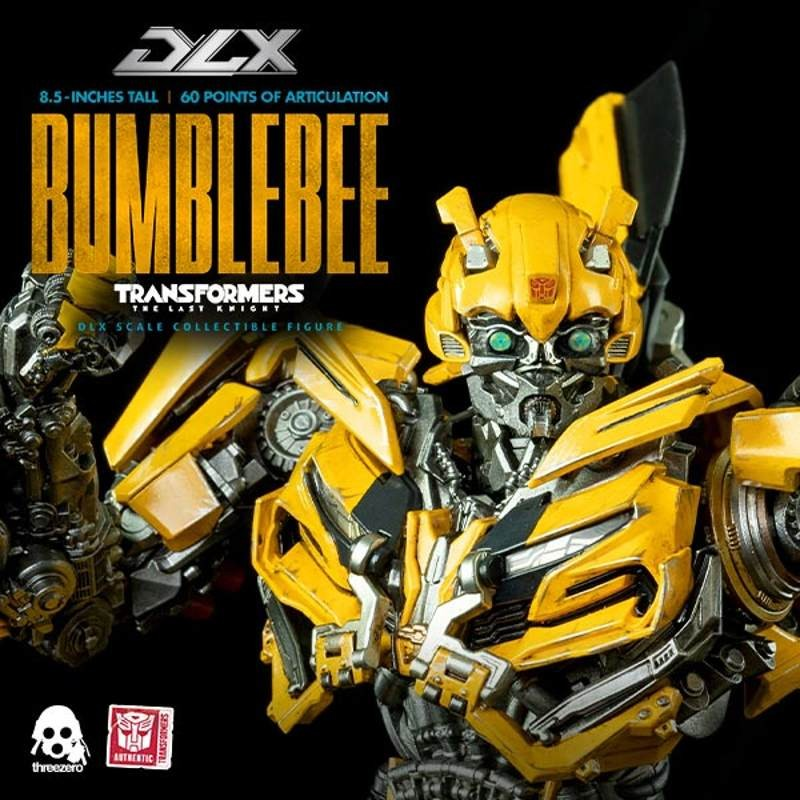 Bumblebee - Transformers The Last Knight - DLX Scale Actionfigur