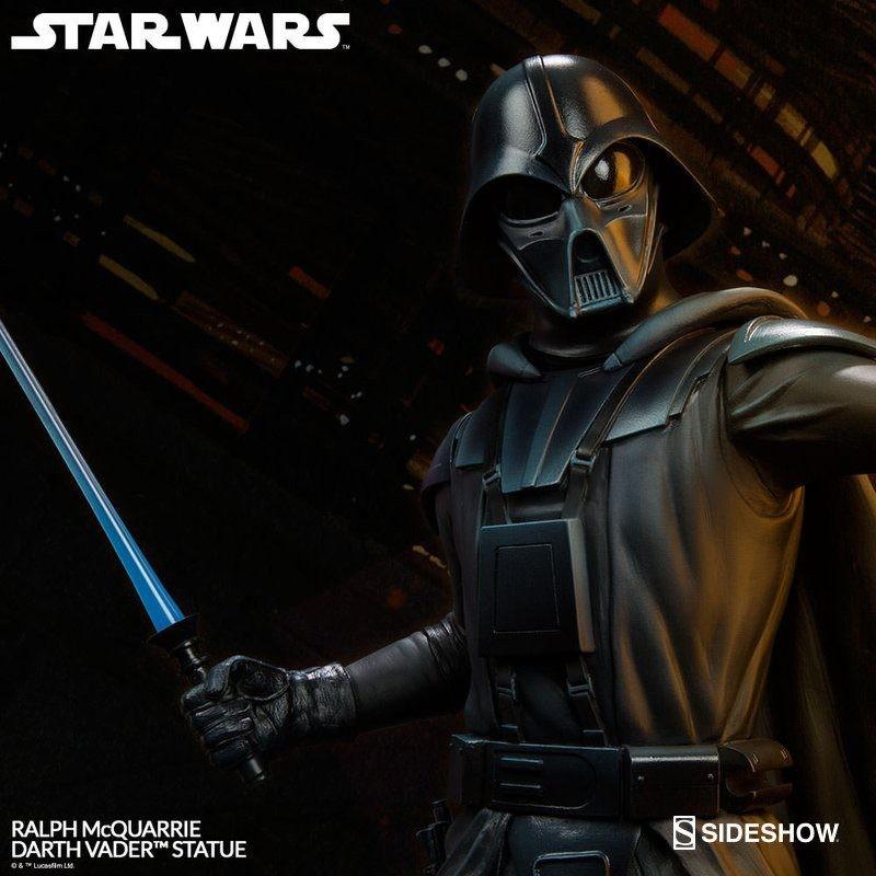 Darth Vader (Ralph McQuarrie) - Star Wars - Statue