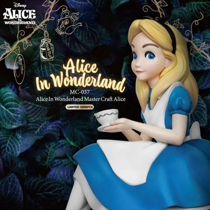 Alice - Alice im Wunderland - Master Craft Statue