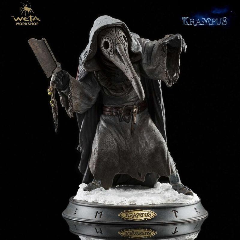 Dark Elf #2 - Krampus - 1/6 Scale Statue