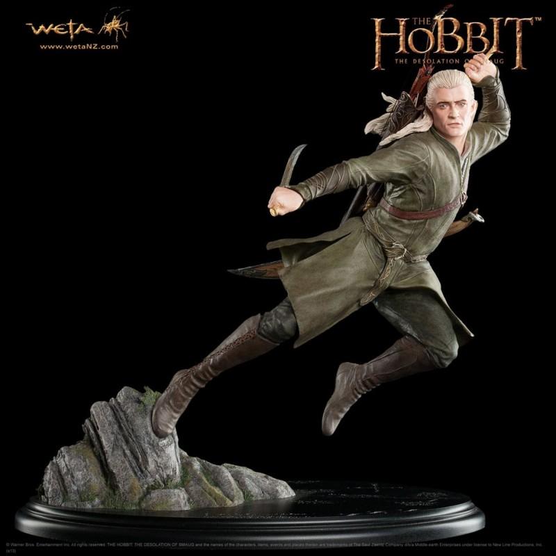 Legolas Greenleaf - Der Hobbit - 1/6 Scale Statue