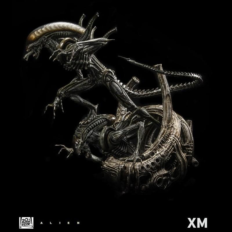 Alien Warrior - Alien - Supreme Scale Collectibles Statue
