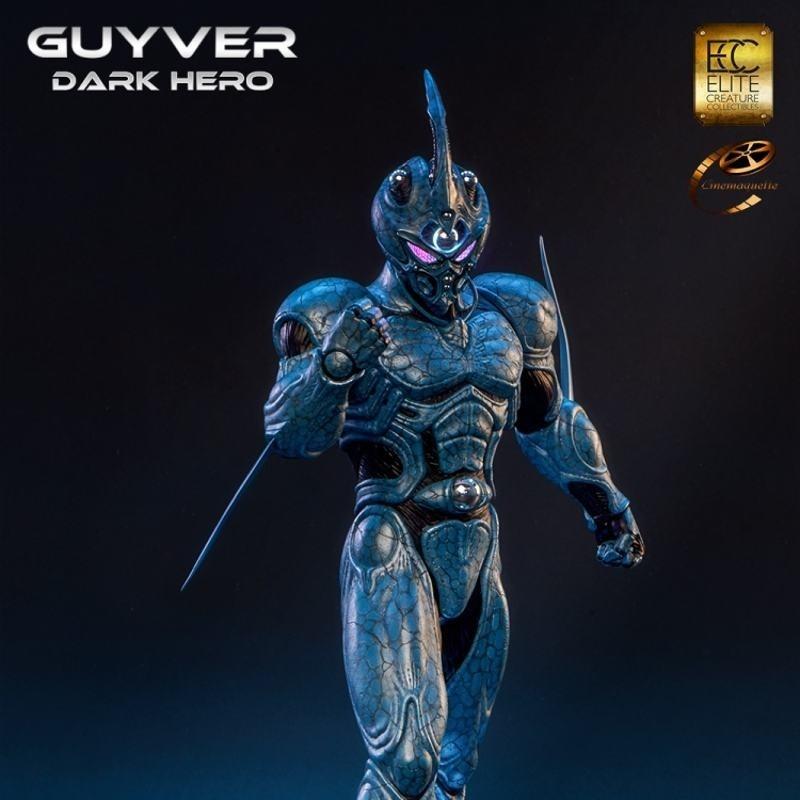 Guyver - Dark Hero - 1/3 Scale Maquette