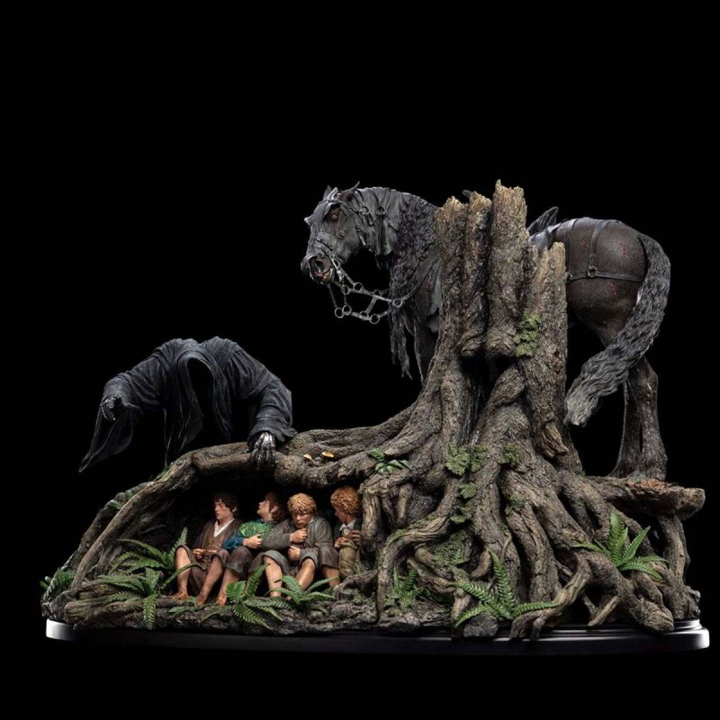 Escape off the Road - Herr der Ringe - 1/6 Scale Masters Collection Statue