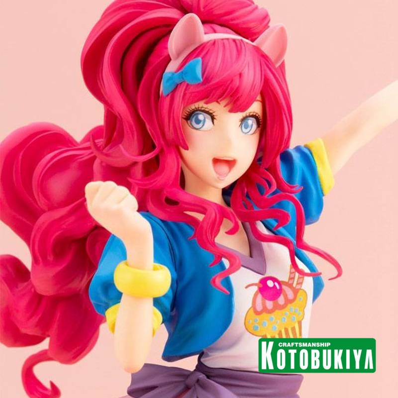 Pinkie Pie - Mein kleines Pony - Bishoujo PVC Statue
