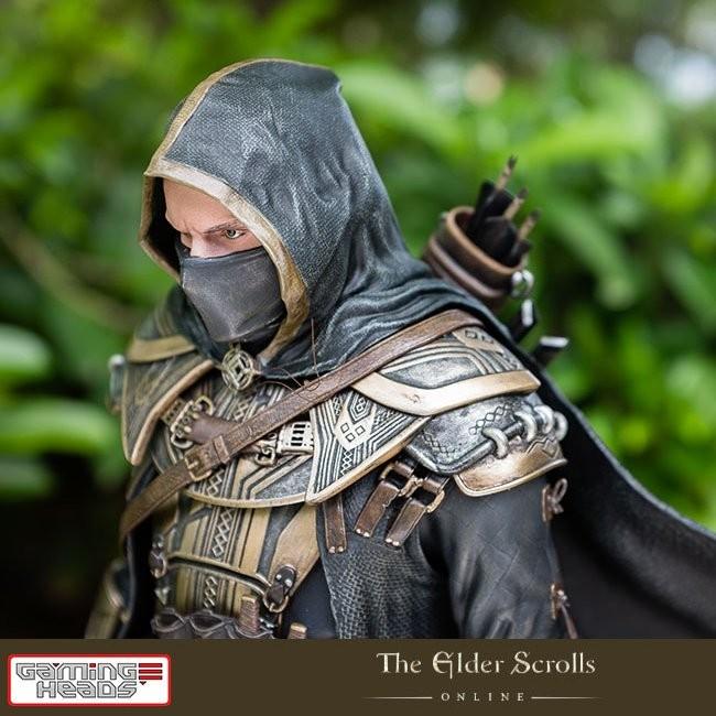 Breton - The Elder Scrolls Online - Statue