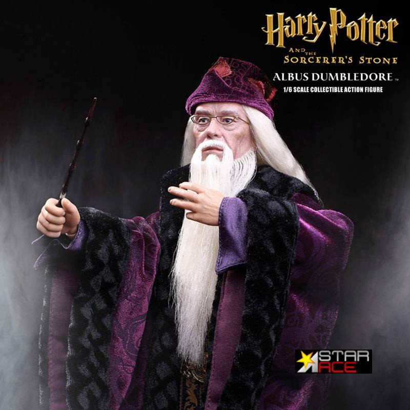 Albus Dumbledore - Harry Potter - 1/6 Scale Figur