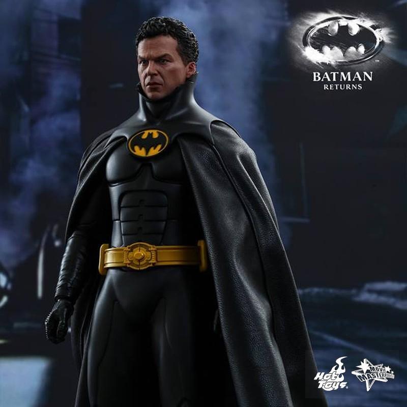 Batman and Bruce Wayne - Batman Returns - 1/6 Scale Figuren Set