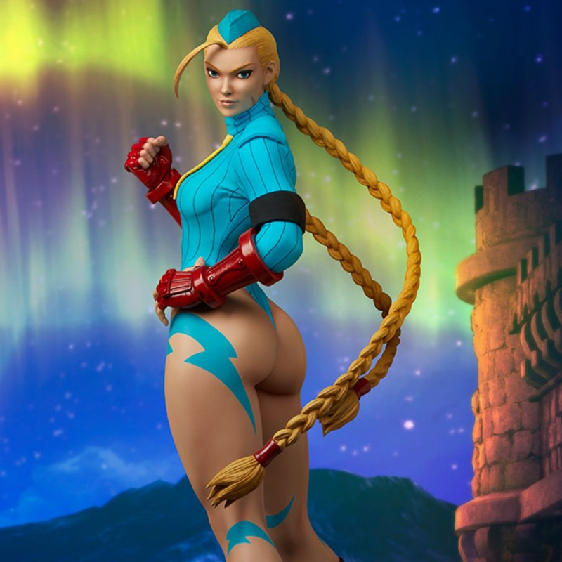 Cammy Killer Bee - Street Fighter - 1/3 Scale Statue