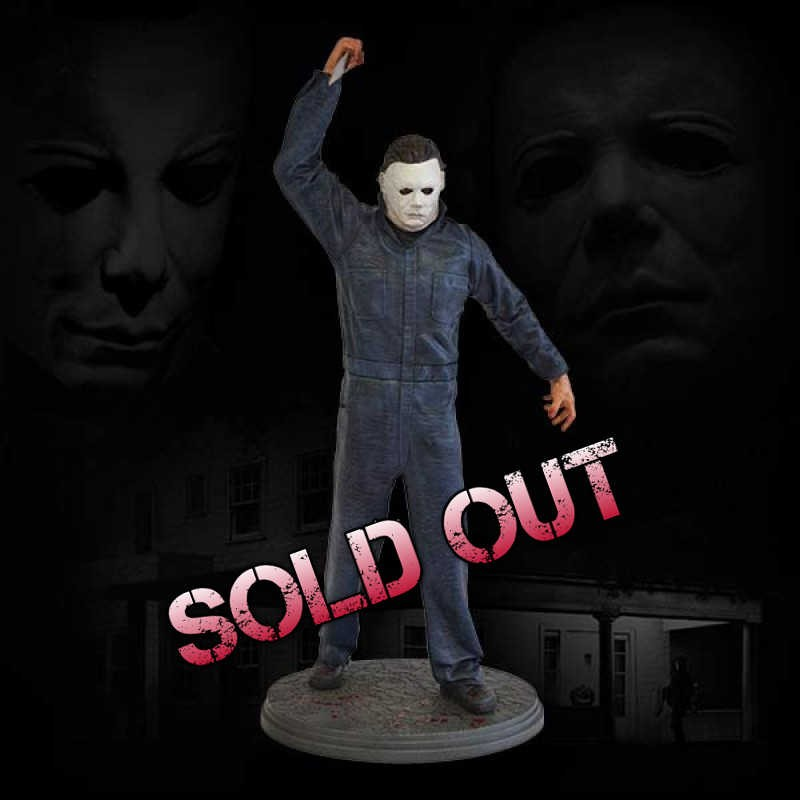 Michael Myers - Halloween - 1/4 Scale Statue
