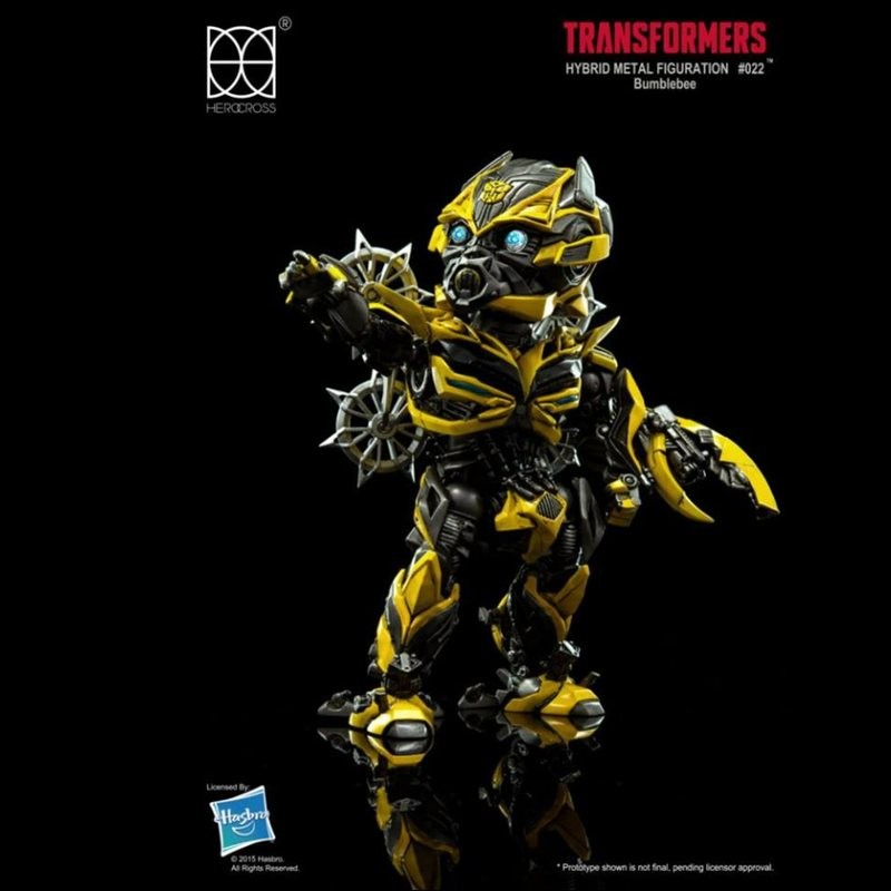 Bumblebee - Transformers - Hybrid Metal Figuration