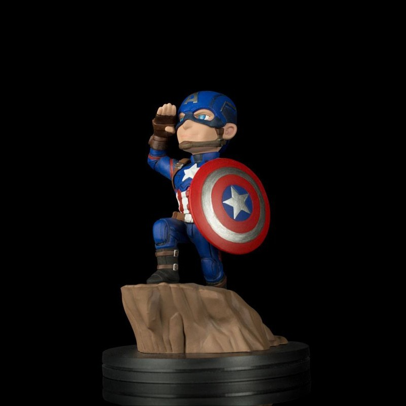 Captain America - Marvel Comics - Q-Figur 11cm