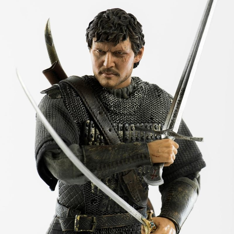Pero Tovar - The Great Wall - 1/6 Scale Figur