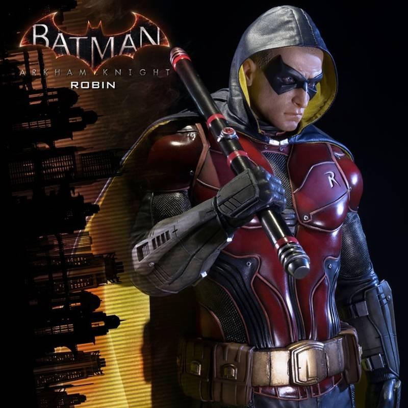 Robin - Arkham Knight - 1/3 Scale Statue