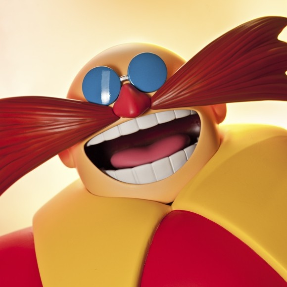 Dr. Robotnik - Sonic the Hedgehog - Polystone Statue