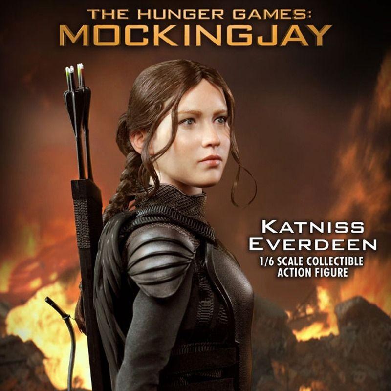 Katniss Everdeen - Die Tribute von Panem - 1/6 Scale Actionfigur