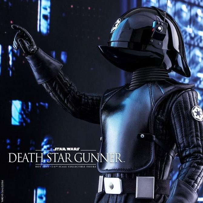 Death Star Gunner - Star Wars - 1/6 Scale Figur
