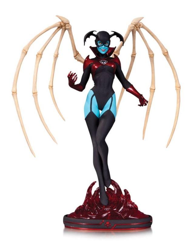 Red Lantern Bleez - DC Comics Cover Girls - Resin Statue