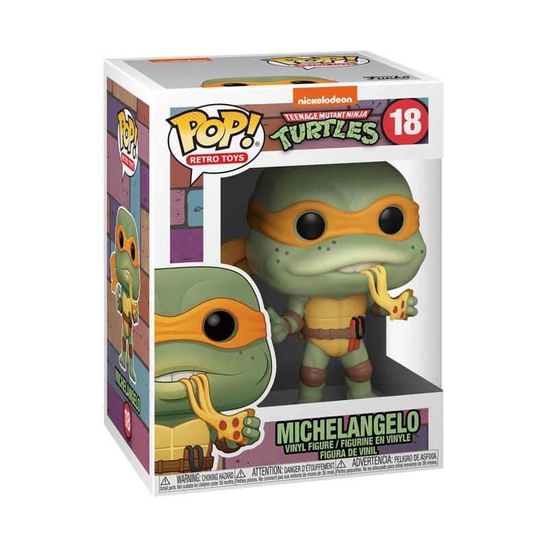 Michelangelo - Teenage Mutant Ninja Turtles - POP! Retro Toys