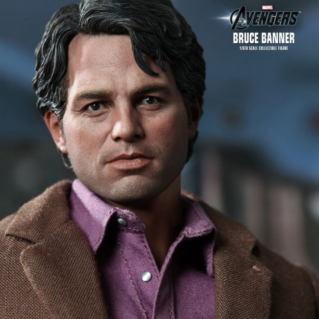 Bruce Banner - 1/6 Scale Action Figur