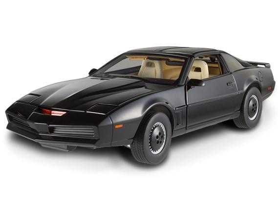 Knight Rider K.I.T.T.1982 Pontiac - Diecast Modell 1/18
