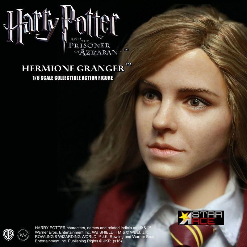 Hermine Granger (Teenage Version) - Harry Potter - 1/6 Scale Actionfigur