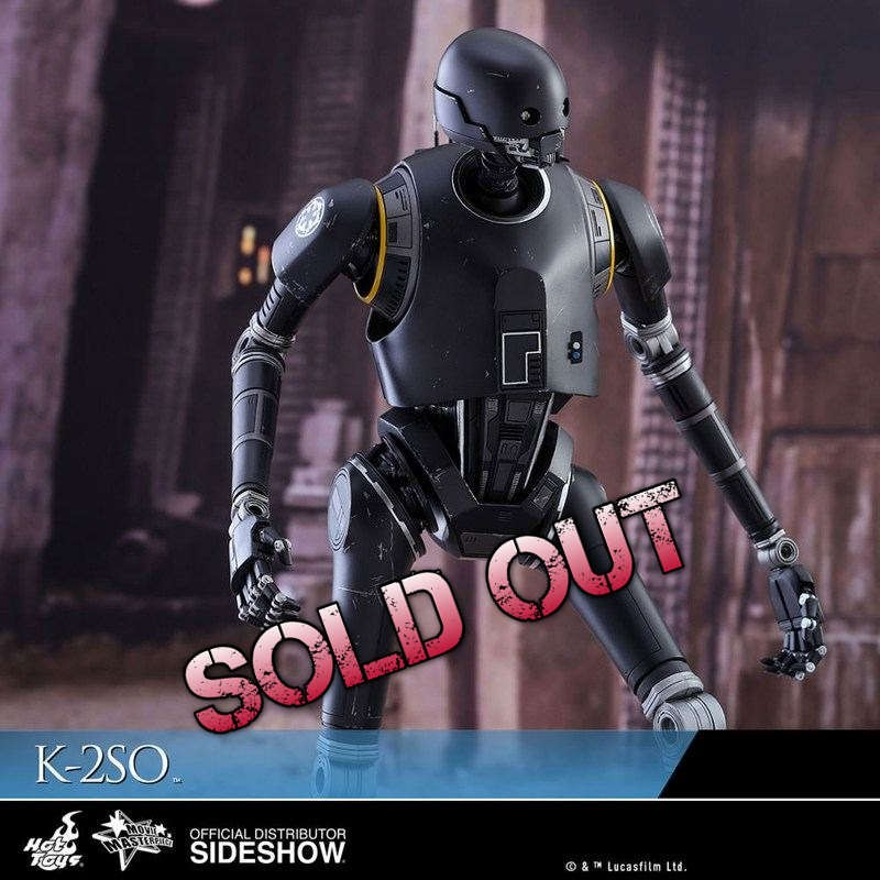 K-2SO - Rogue One: A Star Wars Story - 1/6 Scale Figur