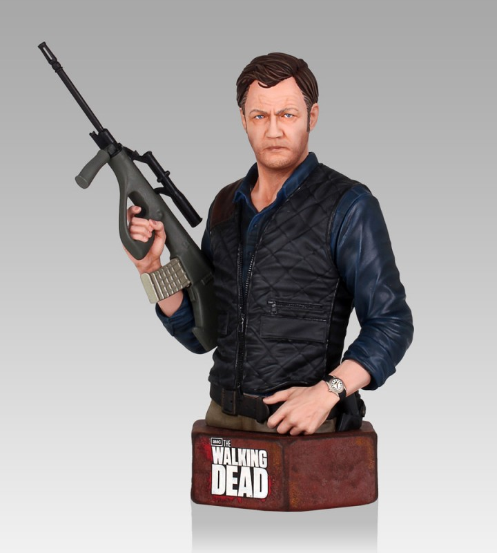 The Governor - The Walking Dead - Büste 1/6