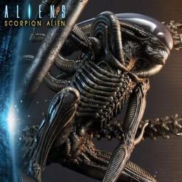 Scorpion Alien - Aliens #101 - 1/4 Scale Polystone Statue