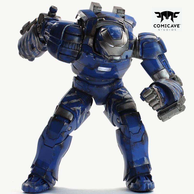 Igor Mark 38 - Iron Man 3 - 1/12 Scale Diecast Actionfigur