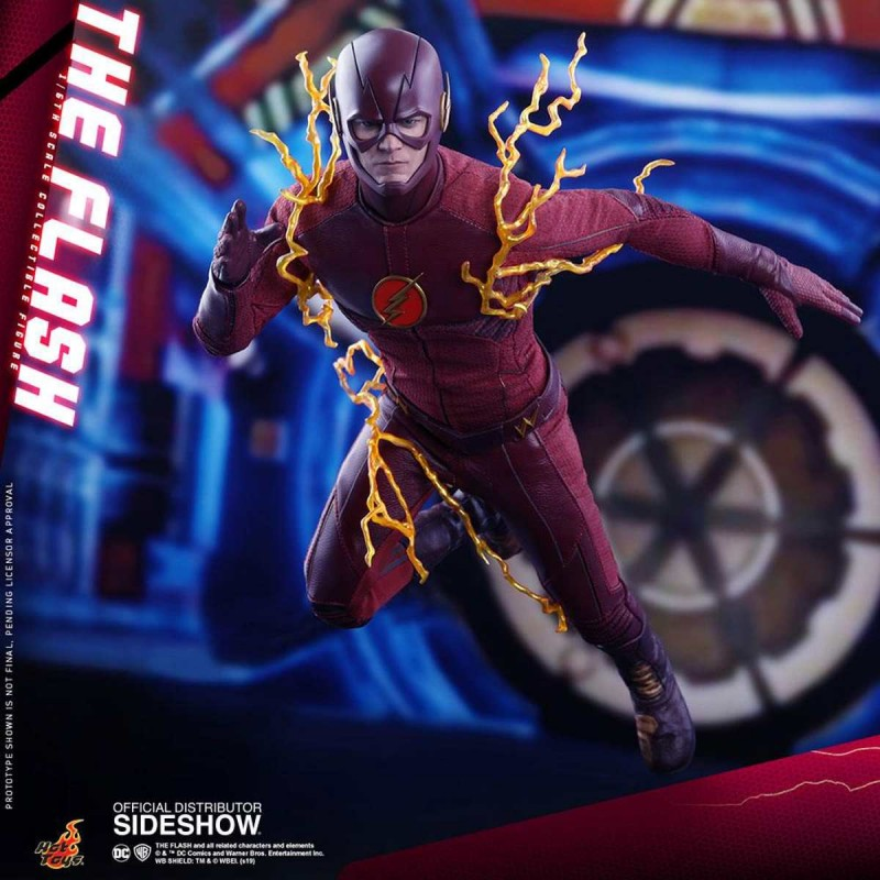 The Flash - The Flash - 1/6 Scale Figur