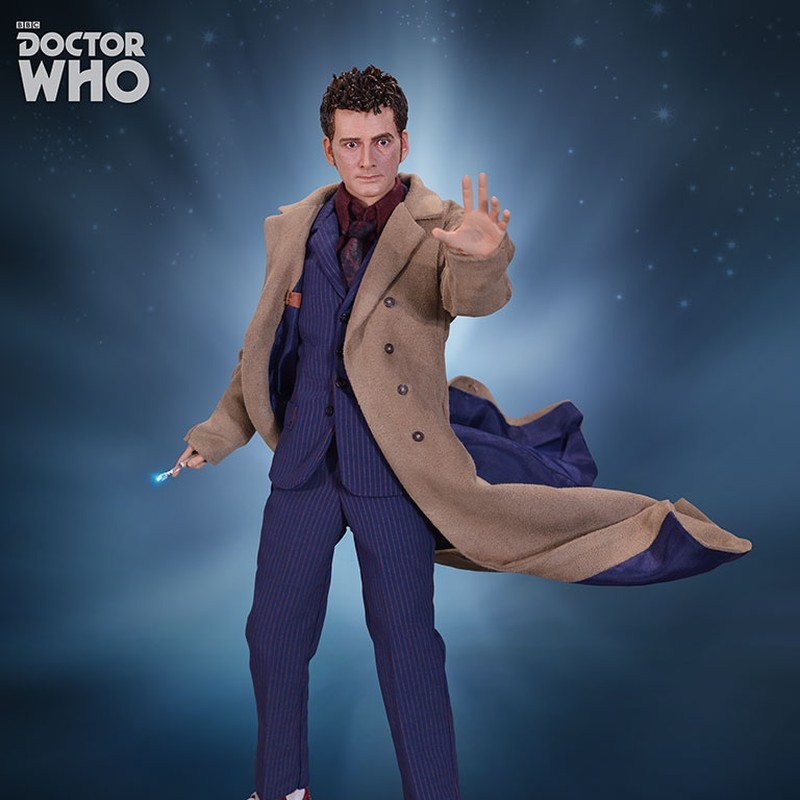 10th Doctor Series 4 - Doctor Who - 1/6 Scale Figur