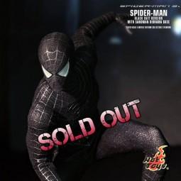 Spider-Man Black Suit Version - 1/6 Scale Action Figur