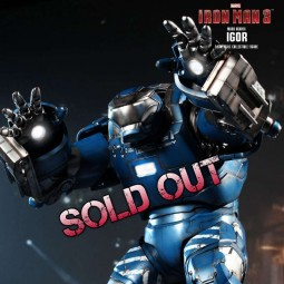 Igor Mark XXXVIII - Iron Man 3 - 1/6 Scale Figur